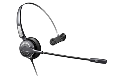 Picture of Eartec Pro 710 Monaural (Single Ear) Headset