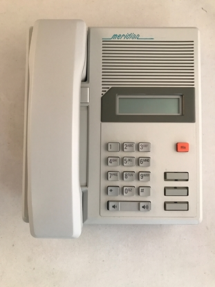 Picture of Nortel M7100 Digital Telephone - P/N: NT8B15