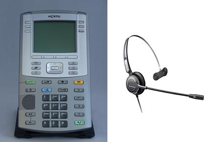 1150e + Headset