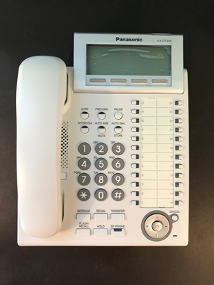 Picture of Panasonic KXDT346 Digital Telephone - P/N: KX-DT346