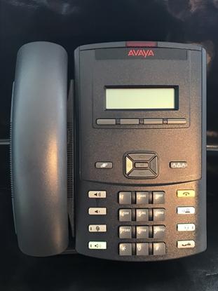 Avaya 1210 Telephone NTYS18